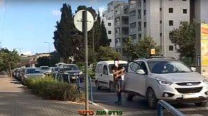 סכנת חיים יומיומית בכבישים בדרך לבתי הספר